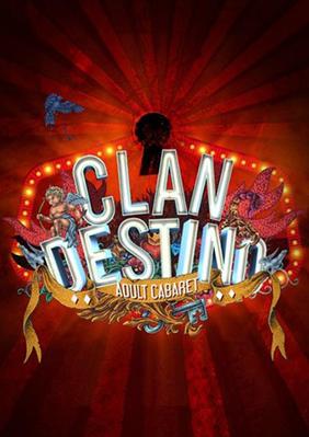 Clandestino, adult Cabaret → Gran Teatro Bankia Príncipe Pío
