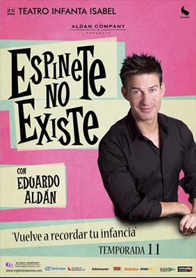 Espinete no existe → Teatro Infanta Isabel