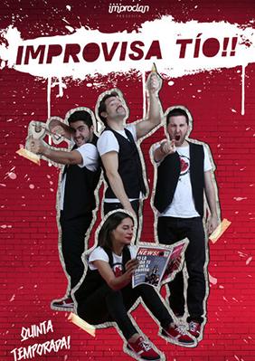 ¡Improvisa, tío! → Teatro Alfil