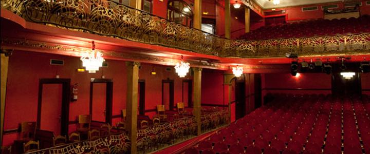 Teatro f garo adolfo marsillach informaci n y entradas for Teatro figaro adolfo marsillach