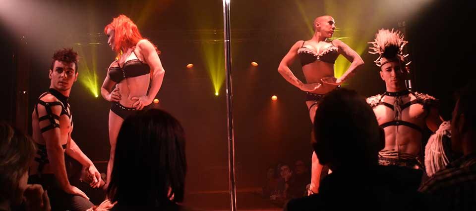 Finalizada: Hasta un 40% de descuento para 'Clandestino Adult Cabaret' en el Gran Teatro Bankia Delicias