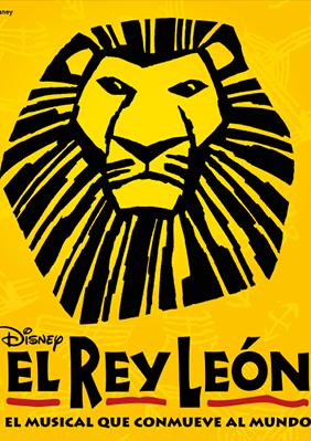 El Rey León → Teatro Lope de Vega