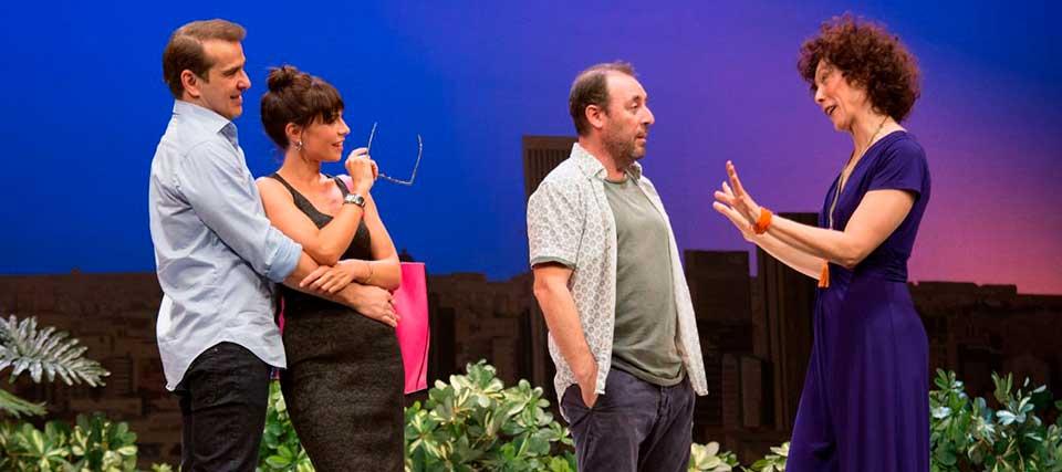 Descuentos para la comedia 'El test' en el Cofidis Alcázar