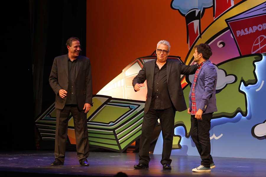Media 14051 leo harlem hasta aqu hemos llegao for Teatro figaro adolfo marsillach