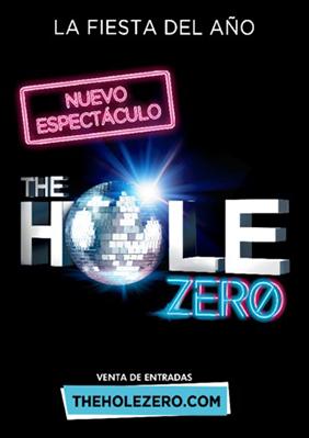 The Hole Zero → Espacio Delicias