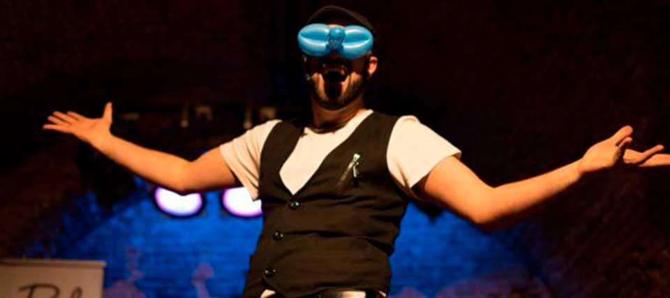 -15% de descuento en tus entradas para '1, 2, 3…¡Magia!' en el Pequeño Teatro Gran Vía