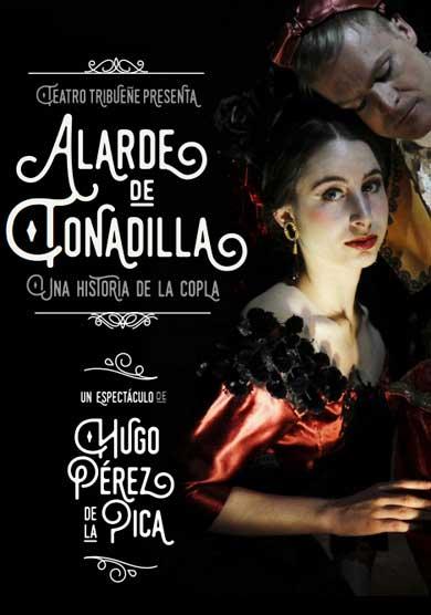 Alarde de Tonadilla → Teatro Tribueñe
