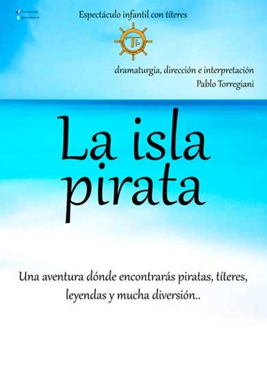 La isla pirata → Teatro de la Puerta estrecha