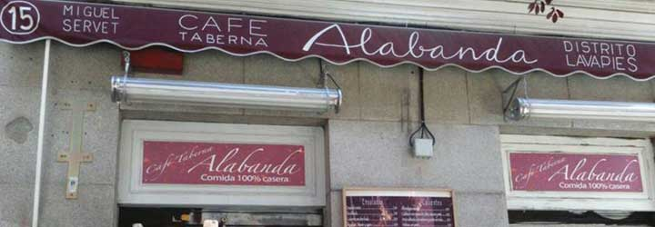 Cafe Taberna Alabanda
