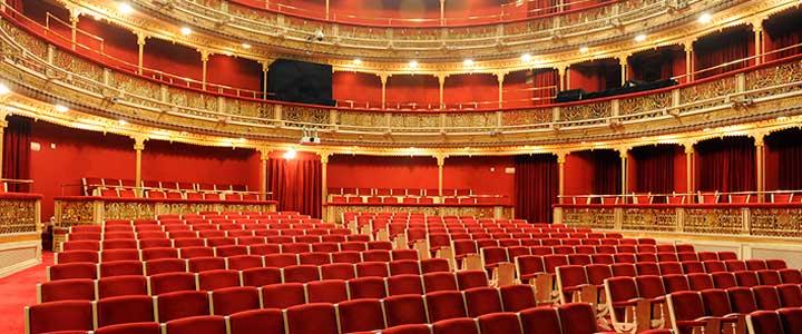 Teatro María Guerrero (Centro Dramático Nacional)
