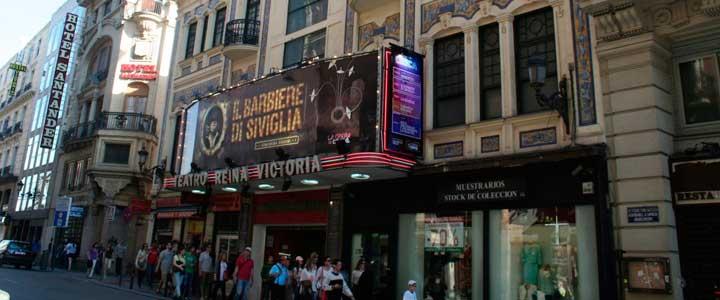 teatro reina victoria informaci n y entradas teatro madrid On teatro reina victoria