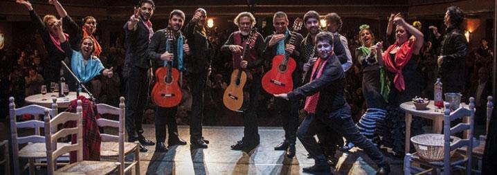 Finalizada: 4×3 para 'Zambomba flamenca' en el Teatro Cofidis Alcázar