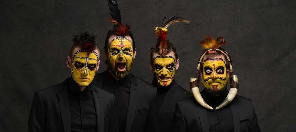 -30% en tus entradas para 'Yllana: The Primitals' en el Teatro Marquina