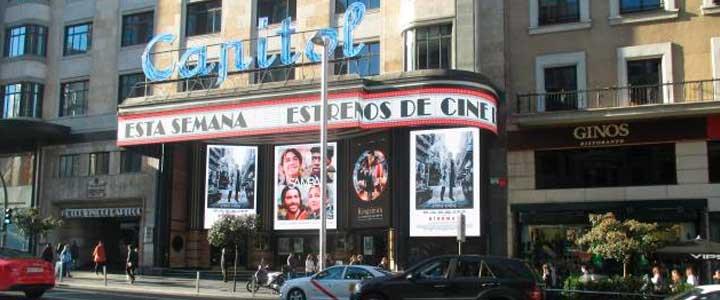 teatro capitol gran v a informaci n y entradas teatro