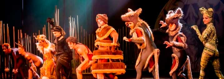 La aventura de Mowgli, el musical
