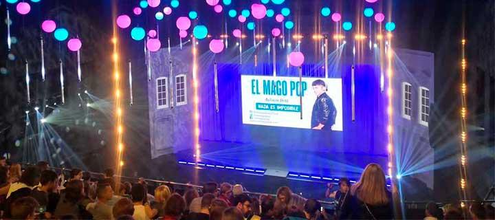El Mago Pop: Nada es imposible (Broadway Edition)