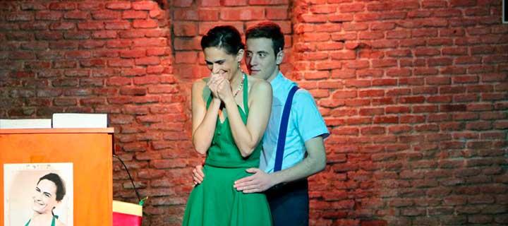 Finalizada: Entradas a partir de 10 euros para 'Margarita o el lenguaje de los signos' en el Teatro Lara