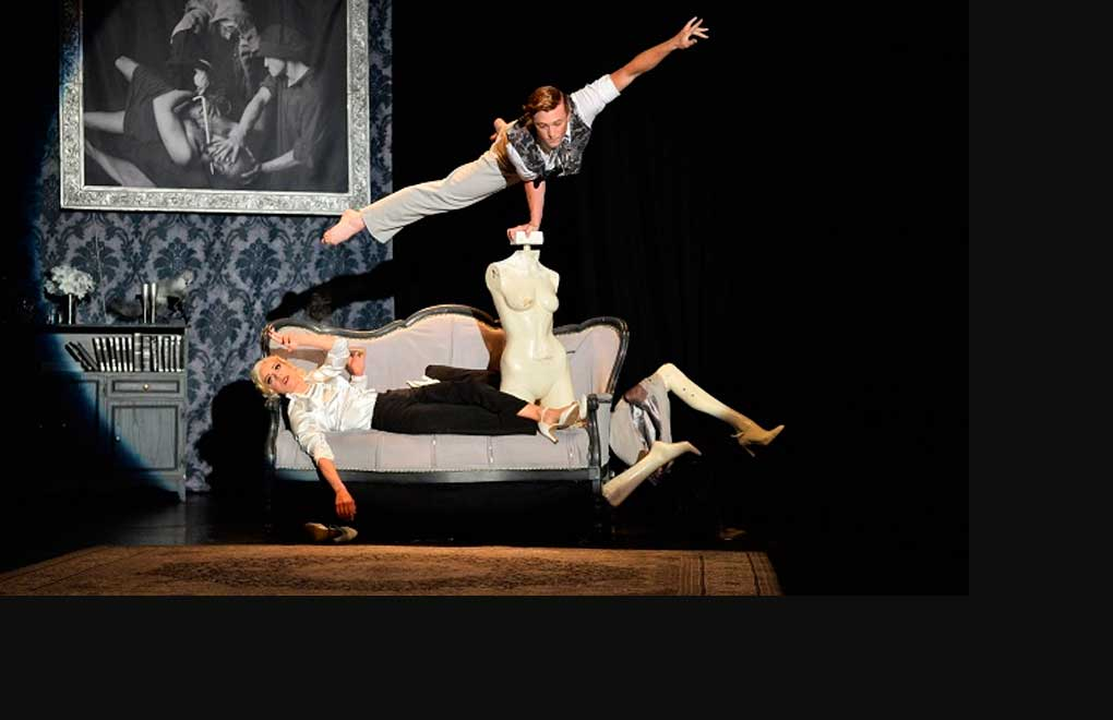 Cirque Le Roux: The Elephant in the Room