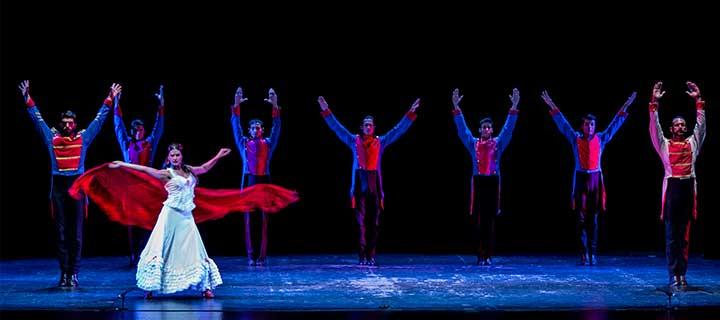 Ballet Flamenco de Madrid: Carmen G. Bizet