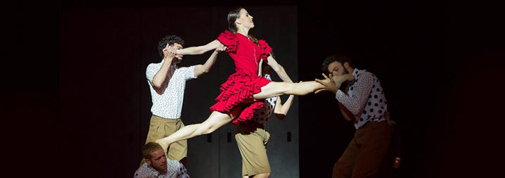 Carmen – Compañía Nacional de Danza