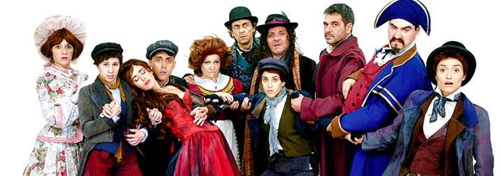 Oliver Twist, el musical