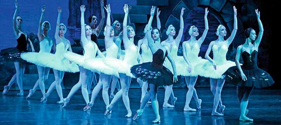 Ballet Nacional Ruso: El lago de los cisnes