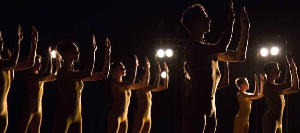 Compañía Nacional de Danza: Una noche con Forsythe