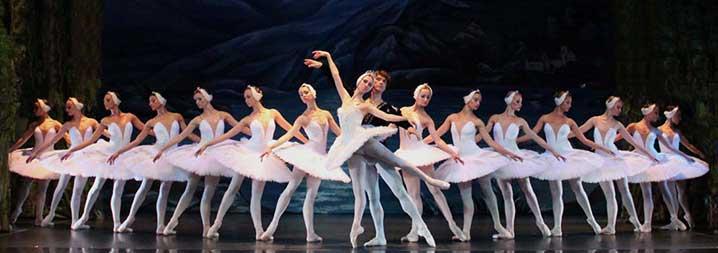 Ballet de San Petersburgo: El Lago de los Cisnes