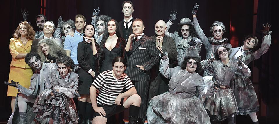 La Familia Addams. El Musical