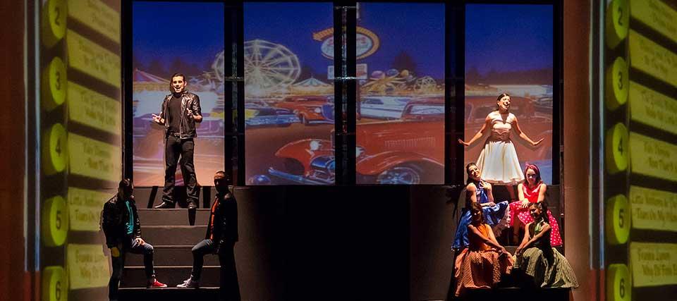 Finalizada: 'Viva Broadway: el musical' con un 10% de dto. en el Gran Teatro Bankia Delicias – Espacio Delicias