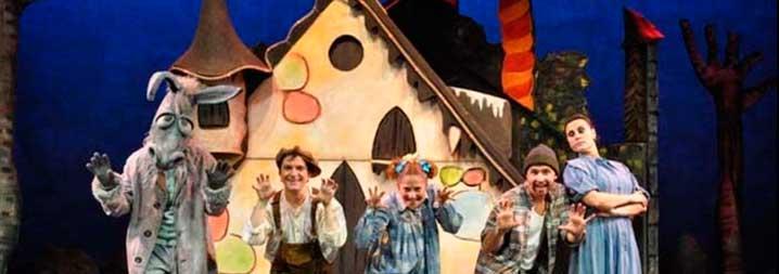 Hansel y Gretel (el musical)