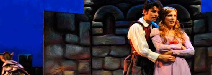 Rapunzel (el musical)