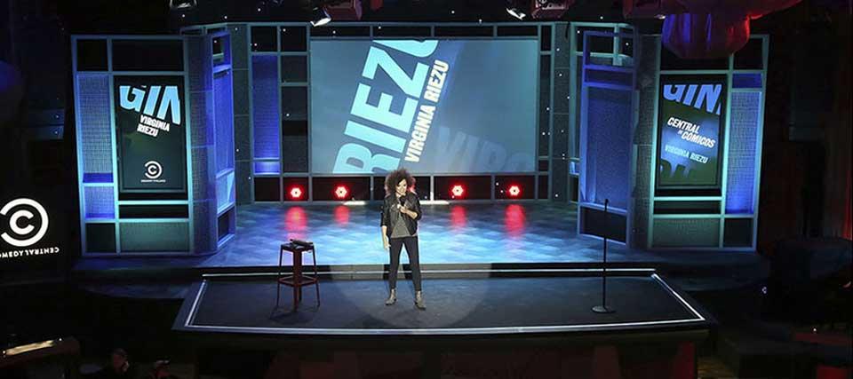 Virginia Riezu: Para ser mujer eres bastante graciosa