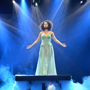 Llega a la Gran Vía la versión musical de 'El Guardaespaldas' como tributo a Whitney Houston
