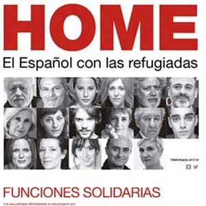 El Español estrena 'HOME' aunando talento y solidaridad en favor de las refugiadas Sirias