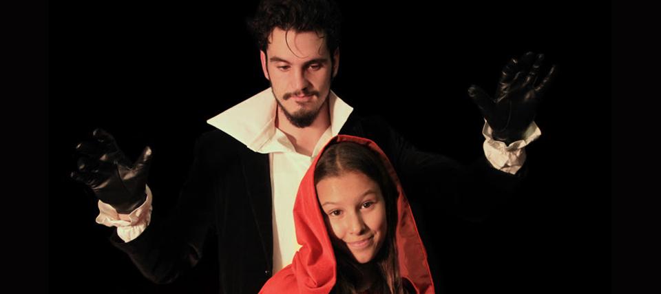 Finalizada: Entradas 8,40€ para 'Caperucita Roja. El Musical' en el Teatro Nuevo Apolo