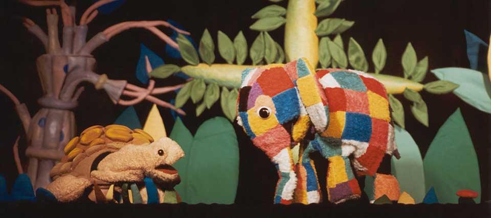 Elmer, el elefante - Sala Teatro Cuarta Pared - Teatro Madrid