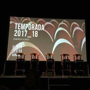 El Pavón Teatro Kamikaze continúa con su compromiso con la dramaturgia contemporánea