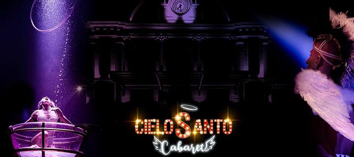 Finalizada: BLACK FRIDAY 2020: 25% de descuento para 'Cielo Santo Cabaret' en el Gran Teatro Bankia Príncipe Pío