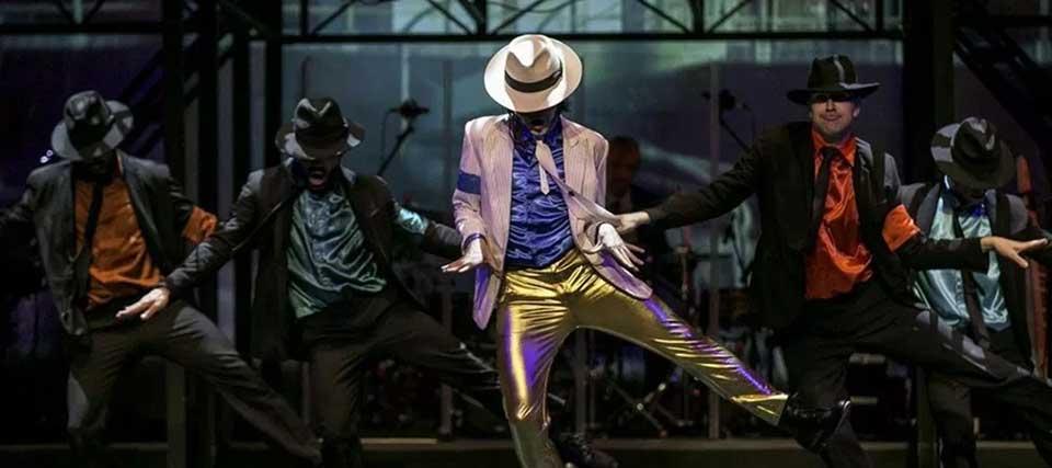 Michael Jackson: Forever King of Pop