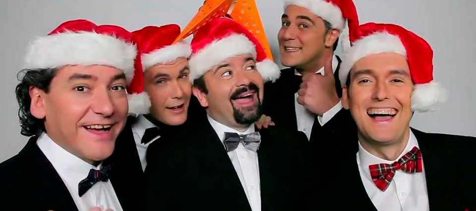 B Vocal: A Capella Christmas