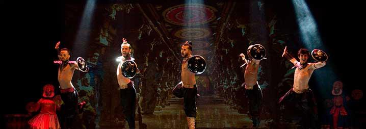 Finalizada: 'Bollywood: Colours of India' con un 30% de descuento en el Teatro EDP Gran Vía