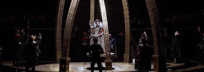 Benjamin Britten: Gloriana