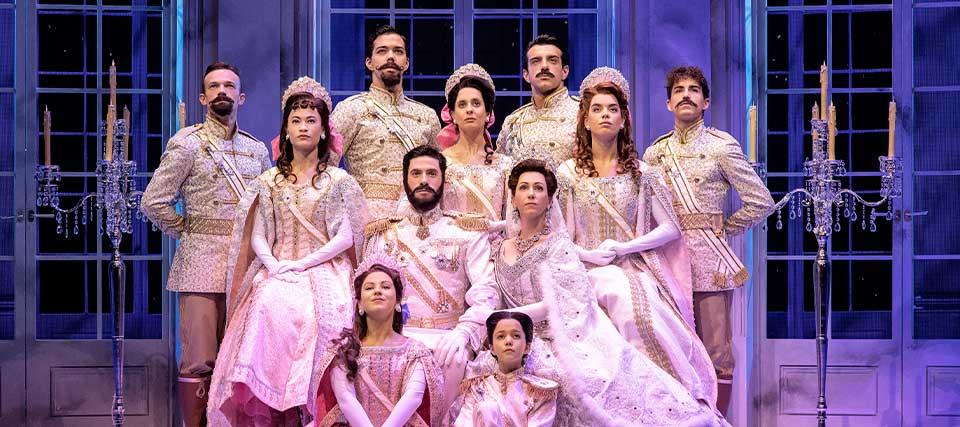 Anastasia, el musical