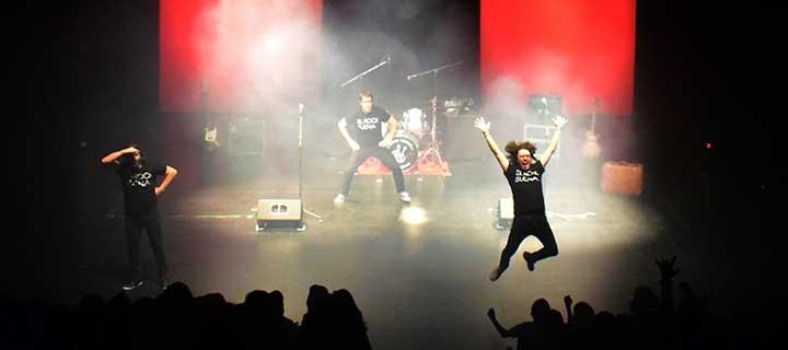 Finalizada: 20% de descuento para 'El rock suena… en familia' en el Fígaro