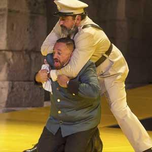 'La comedia de las mentiras' llega a La Latina tras su paso por el Festival de Mérida.