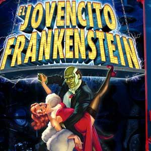 En Noviembre llegará a Madrid la versión musical de 'El Jovencito Frankenstein'.