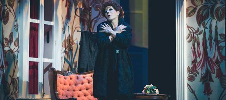 Finalizada: 30% de descuento para 'Piaf, voz y delirio' en el Teatro Cofidis-Alcázar