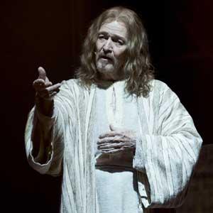 'Jesus Christ Superstar' llega a Madrid en su versión original con Ted Neeley como protagonista.