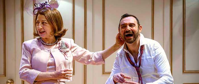 40% de descuento para 'La madre que me parió' en el Pequeño Teatro Gran Vía